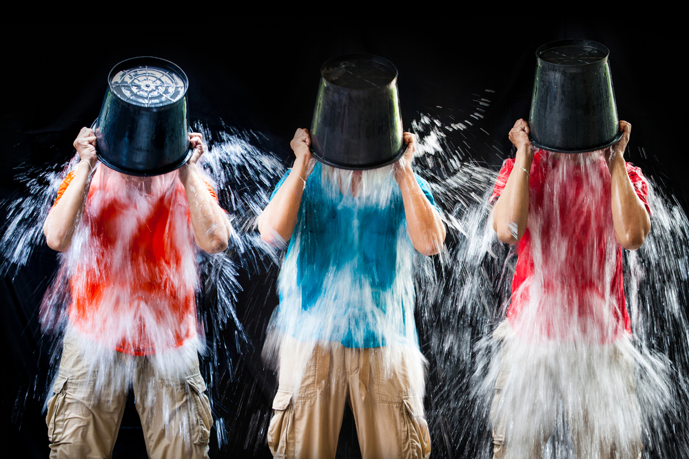 New ALS Research Project Financed by Ice Bucket Challenge