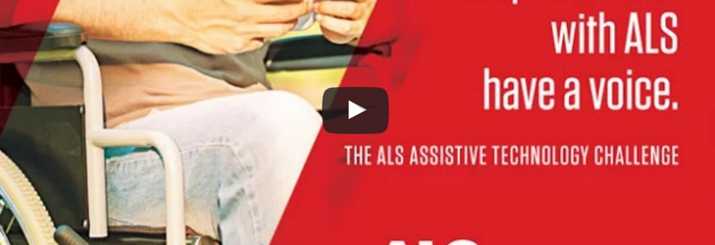 Help Someone with ALS Have a Voice