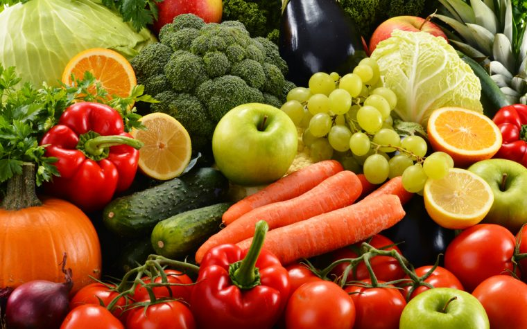 Fruits and veggies are better for function of ALS patients