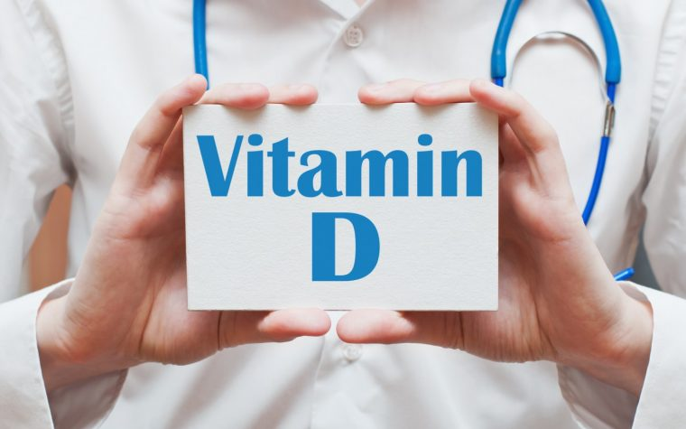 vitamin D levels in ALS